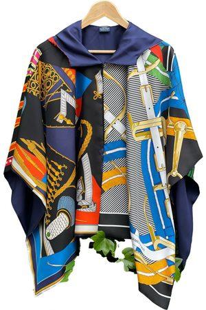 Hermès Women Ponchos & Capes - Silk cape