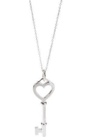 Tiffany & Co. White gold necklace
