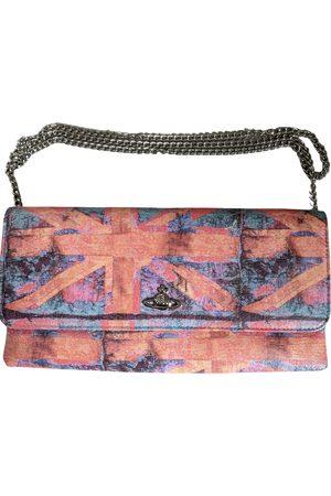 Vivienne Westwood Vegan leather clutch