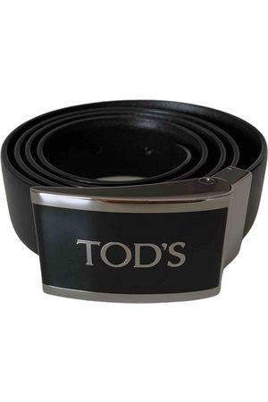 Tod's Men Belts - Leather belt