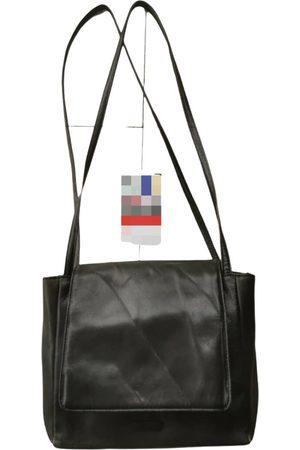 Issey Miyake Leather handbag