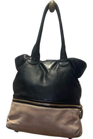 Paule Ka Leather handbag