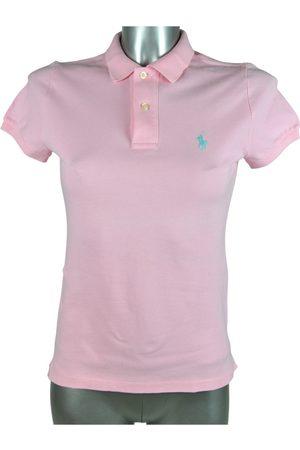 Polo Ralph Lauren Women Polo Shirts - Polo cintré manches courtes polo