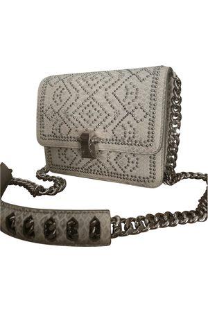 Roberto Cavalli Women Clutches - Leather clutch bag