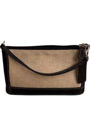 Coach Tweed handbag