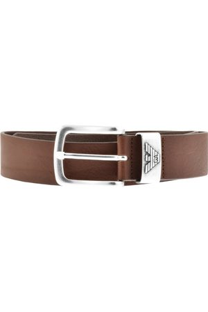 Armani Emporio Leather Belt