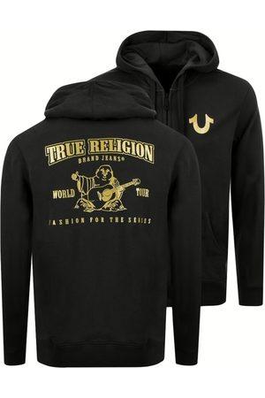True Religion Double Puff Full Zip Hoodie