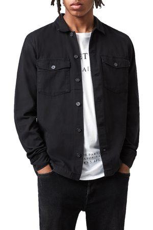 AllSaints Men's Spotter Button-Up Shirt Jacket
