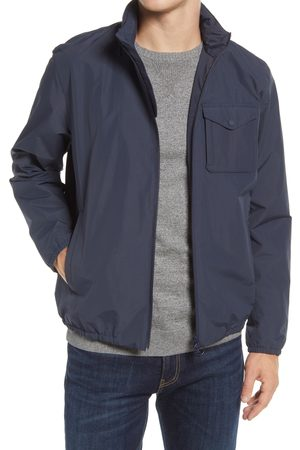 Barbour Men's Emble Cotton Hoooded Jacket