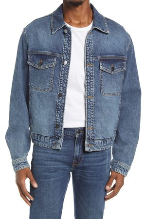 Frame Men Denim Jackets - Men's Weekend Denim Jacket
