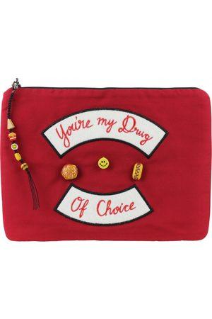 VENESSA ARIZAGA Cloth clutch bag