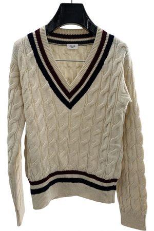 Céline Men Sweatshirts - Wool pull