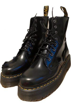 Dr. Martens Jadon leather boots