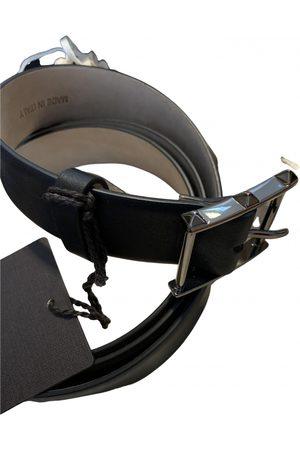 VALENTINO GARAVANI Men Belts - Leather belt