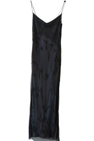 ELIE TAHARI Silk maxi dress