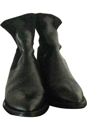 Morobé Leather western boots