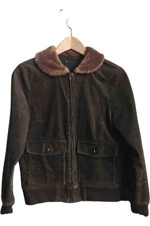 NEIGHBORHOOD Women Jackets - Velvet jacket