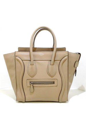 Céline Women Purses - Luggage leather handbag