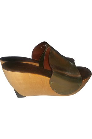 Robert Clergerie Women Mules - Leather mules & clogs