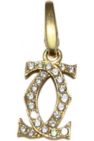 Cartier Women Necklaces - Yellow pendant