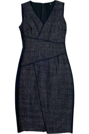 ELIE TAHARI Wool mini dress
