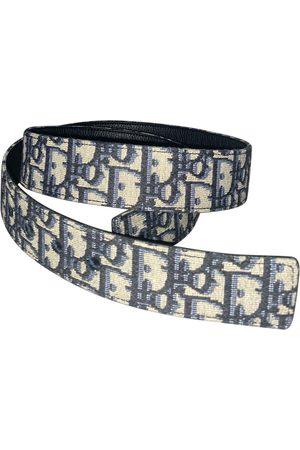 Dior Cloth belt