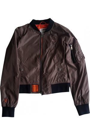 original bombers Women Leather Jackets - Biker jacket