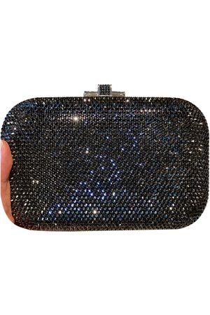 Judith Leiber Glitter clutch bag