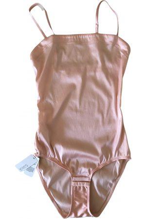ERES Silk corset