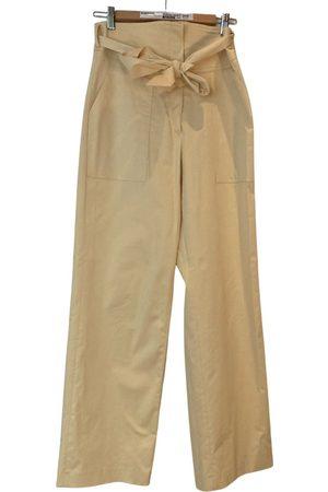 UTERQUE Women Straight Leg Pants - Straight pants