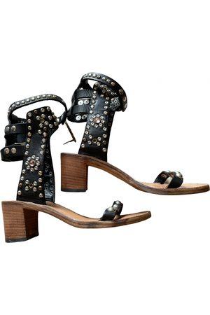 Isabel Marant Caroll leather sandal