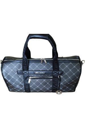 Carlo Colucci Leather weekend bag