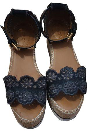 Chloé Leather sandal