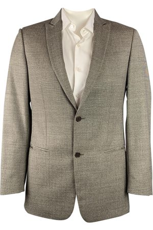John Varvatos Wool suit