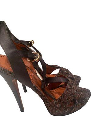 Missoni Glitter sandals