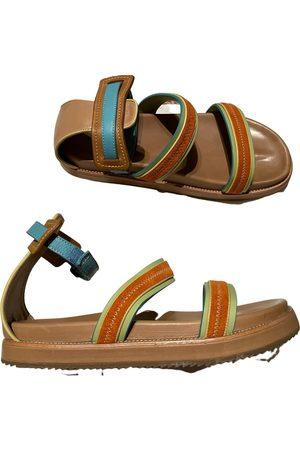 Tommy Hilfiger Leather sandal
