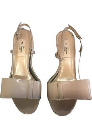 VALENTINO GARAVANI Patent leather sandals