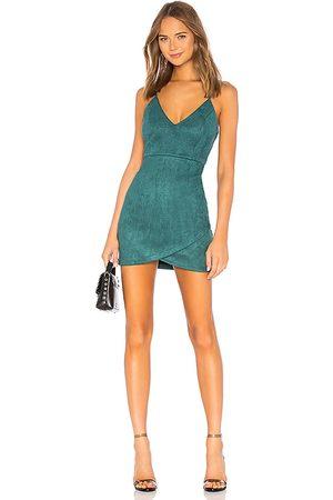 superdown Carrie Mini Dress in .