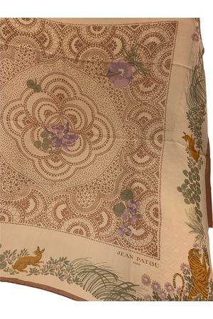 Jean Patou Women Scarves - Silk neckerchief
