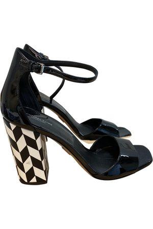 Michael Kors Women Sandals - Patent leather sandal