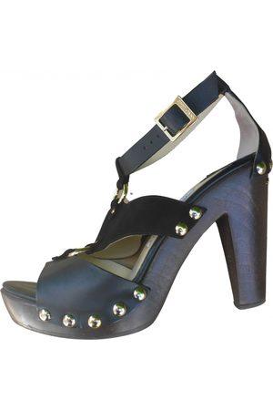 Jimmy Choo Women Sandals - Leather sandal