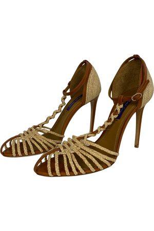 Ralph Lauren Cloth sandals