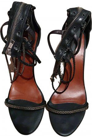 Isabel Marant Women Sandals - Leather sandals