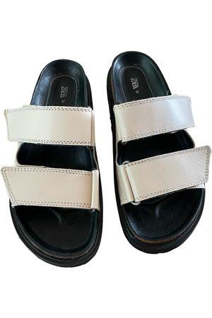 Zara Leather sandal
