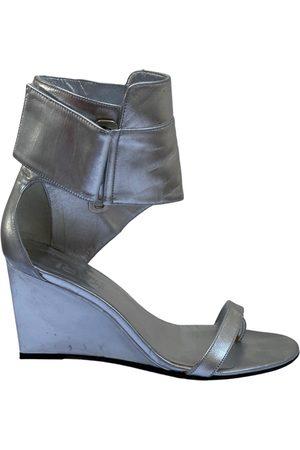 Karl Lagerfeld Women Sandals - Leather sandal