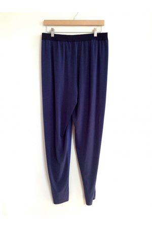 ELIE TAHARI Silk carot pants
