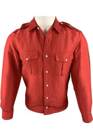 Ralph Lauren Men Shirts - Linen shirt
