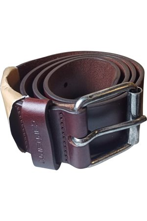 Carhartt Men Belts - Leather belt