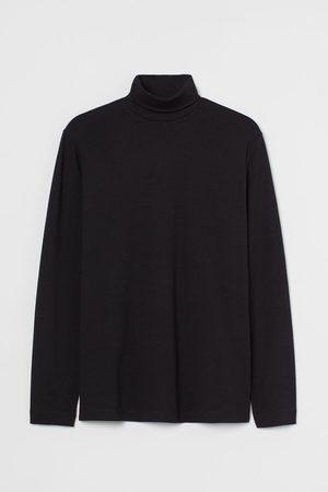 H&M Men High Necks - Slim Fit Turtleneck Shirt