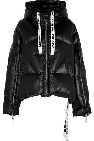 Khrisjoy Women Coats - Quilted shell coat